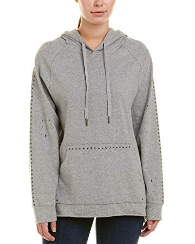 Blank NYC Women's Hooded Sweatshirt in Chill Game Chill Game Small