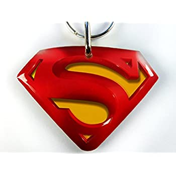Fashion Jewelry Personalized FREE with NAME! Superman Dog Tag Necklace for Kids