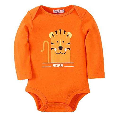 Sanlutoz Baby Bodysuit Clothes Romper Boy Newborn Onesie