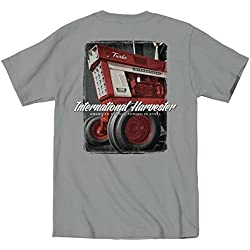 IH American Muscle Turbo International Harvester Farm Tractor Country Mens Shirt