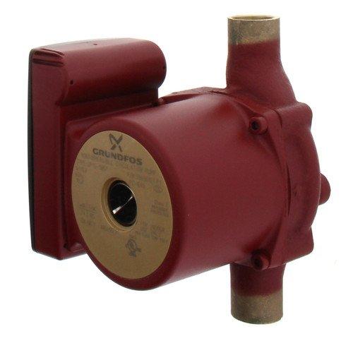 (UP15-18B7 Bronze Circulator Pump, 1/25 HP, 115V)
