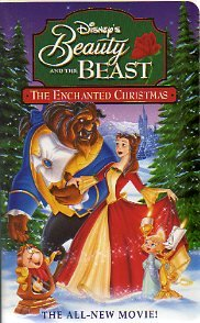 Amazon.com: Beauty and the Beast: The Enchanted Christmas: Walt ...