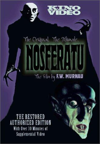 [Nosferatu] (Black And White Silent Film Star Costume)