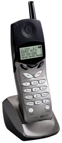 VTech 20-2420 Accessory Handset, Gray/Black | Requires a VT20-2400 Series Expandable Phone System to Operate