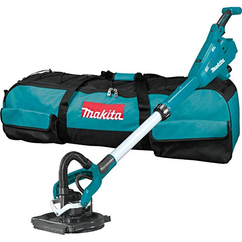 Makita XLS01Z 18V LXT Lithium-Ion Brushless Cordless 9' Drywall Sander, AWS Capable, Tool Only