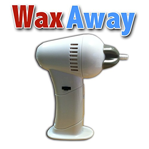 Wax Away Personal Ear wax Removal As Seen on TV - Gift