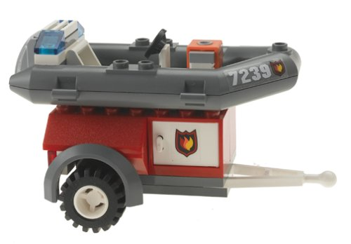 Amazon Lego City Fire Truck 7239 Toys Games