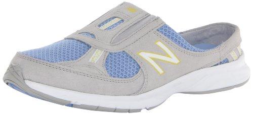 888098229981 - New Balance Women's WW520 Walking Shoe,Grey/Blue,10 B US carousel main 0