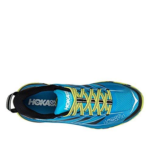 Hoka One Mafate Speed 2, Scarpe da Trail Running Uomo cyan/acid