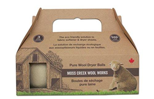 Moss Creek Wool Replaces Softener