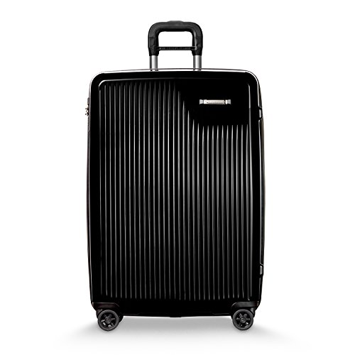 Briggs & Riley Sympatico Large Cx Spinner, Onyx ()