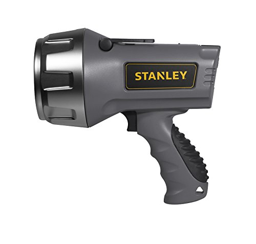 (STANLEY SL5HS Rechargeable 900 Lumen Lithium Ion Ultra Bright LED Spotlight Flashlight)