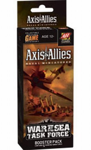 Axis & Allies War at Sea Task Force Booster Pack (Axis And Allies War At Sea Strategy)