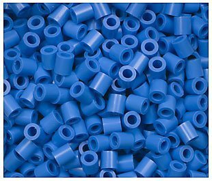 (Perler Beads 1,000 Count-Light Blue by Perler Beads)