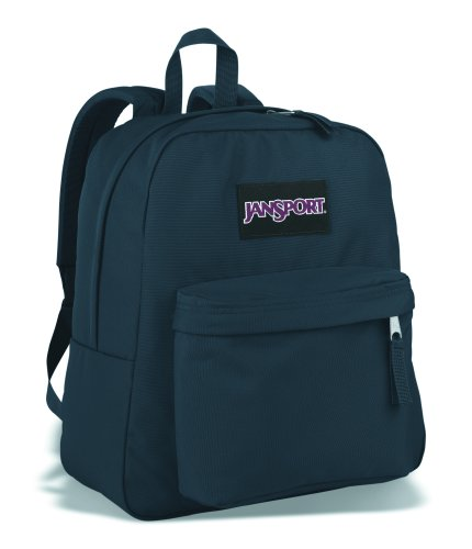 JanSport Spring Break Backpack (Deep Navy) Review