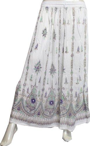 Jupe taille unique Femme 10 White MapleClothing qYxww
