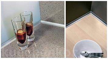 wandanschlussprofil k che. Black Bedroom Furniture Sets. Home Design Ideas