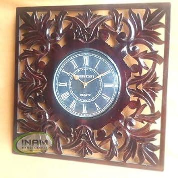 Amazon Com Inam Wonderful Quality Antique Designer Wall Clock