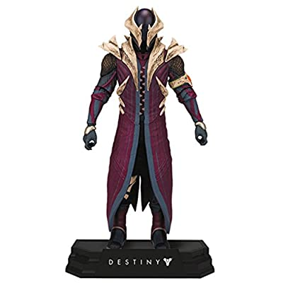 McFarlane Toys Destiny King's Fall Warlock Collectible Action Figure: Toys & Games