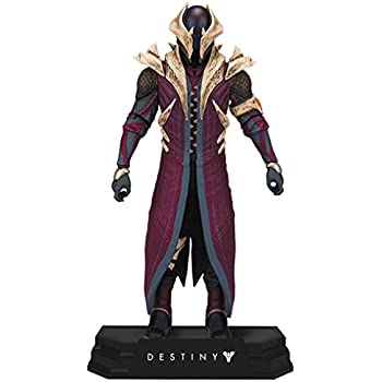 f74664cc6da Amazon.com  McFarlane Toys Destiny King's Fall Warlock Collectible ...