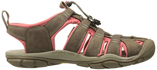 CNX M 5 Rose Shiitake Leather US Women Sandal KEEN Clearwater 6p41wZEcq8