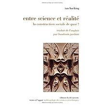 Entre science et réalité
