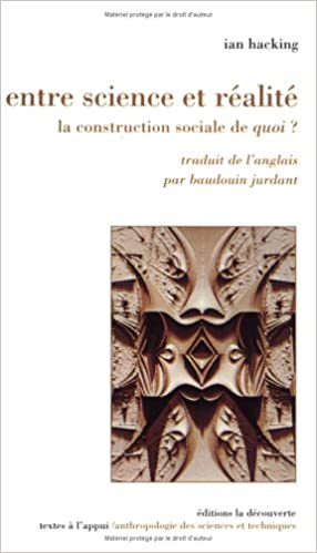 Lire un Entre science et réalité. La construction sociale de quoi ? pdf epub