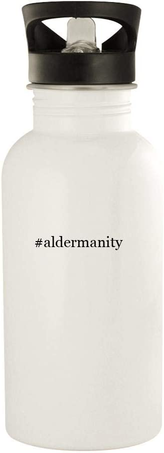 #aldermanity - 20oz Stainless Steel Water Bottle, White 41X4GL9nAzL