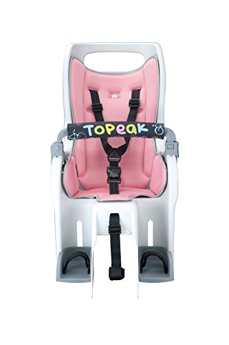 Bike Taxi - Topeak BabySeat II Seat Pad Replacement Kit, Pink