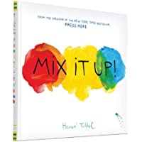 Mix It Up Interactive Book for Toddlers (Hardcover)