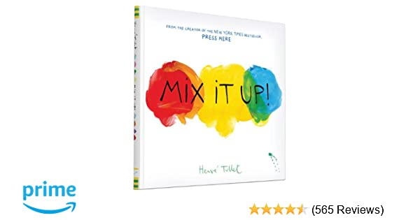 Mix It Up (Interactive Books for Toddlers, Learning Colors