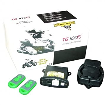 ALARMA TG 1005/2 QUAD SCOOTER MOTO: Amazon.es: Electrónica