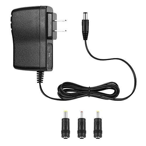 12V AC Adapter Power Supply Compatible Yamaha PA130 PA150, PA PSR YPG YPT DD Series Piano Keyboard 6.6Ft Charger Cord [UL Listed]