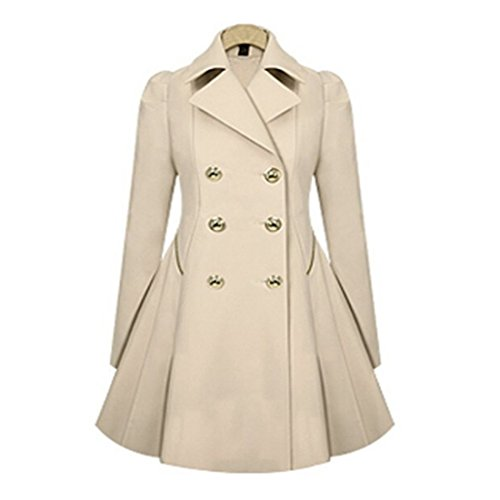 Women's Coat,Hemlock Lady's Large Lapel Jacket Tops Slim Out