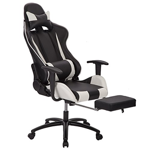 Office Chair High-back Recliner Office Chair Computer Chair Ergonomic Design Racing Chair (Of Office Types Chairs)