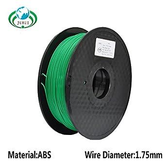 2.2 lbs.PLA ABS WOOD PETG Multi-Colored 1.75mm  3D Printer Filament 1Kg spool