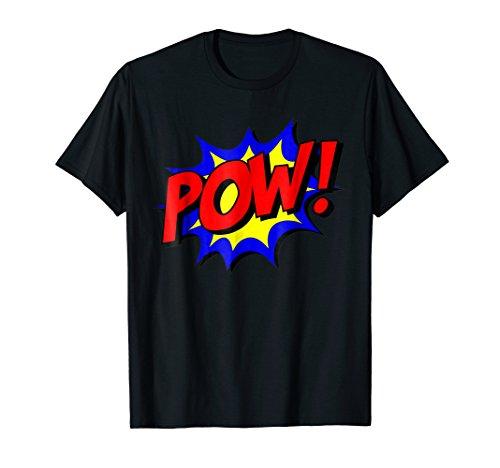Super Villain Comic Book Super Hero Graphic Novel T-Shirt ()
