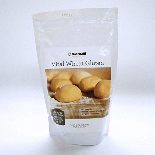 (All-Natural Vital Wheat Gluten)