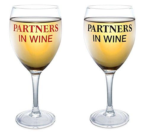 KOVOT Partners Wine Glass Set