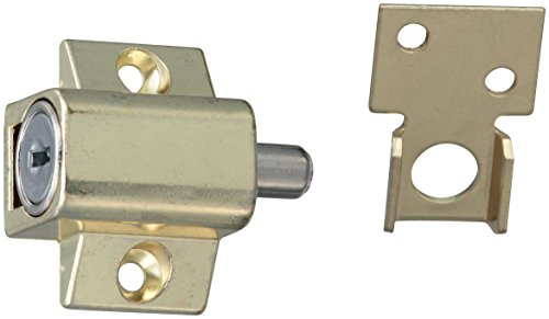 Window Vent Lock (Stanley 610500 - Bright Brass(3) Window Vent Lock Guard)