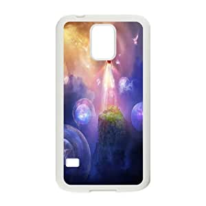 James-Bagg Phone case Angel,christ art pattern For Samsung Galaxy S5 FHYY419436
