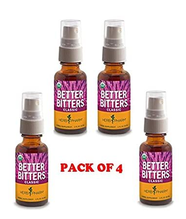 Amazon.com: Bitters mejor – Classic, tamaño de valor, 4 oz ...