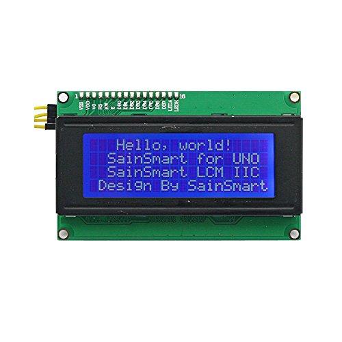 SunFounder IIC I2C TWI Serial 2004 20x4 LCD Module