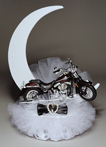 Motorcycle Cake Top - 9