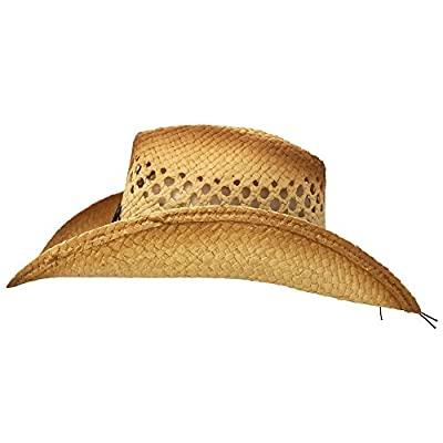 Port Classic Butterfly Straw Cowboy Hat