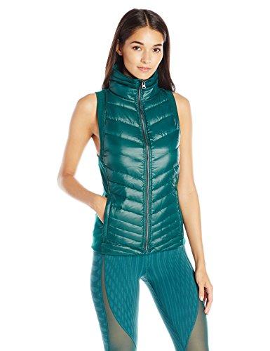 Alo Yoga Women's Altitude Puffer Vest, Ever Mint, Large