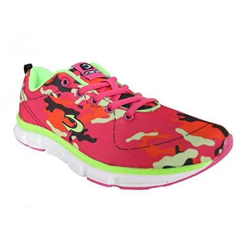Chaussures de sport pour Homme et Femme JOHN SMITH RASER W 15V ROSA
