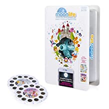 Moonlite Robert Munsch Starter Pack with Projector and 2 Story Reels (Love You Forever & We Share Everything!) Ages 3-7