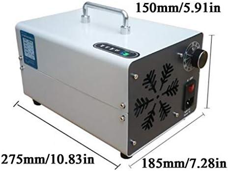 Generador de ozono purificador de Aire Ultra silencioso ...