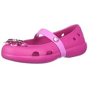 Crocs Kids' Girls Keeley Springtime Pre-School Mary Jane Flat